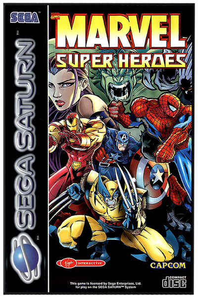 Marvel super heroes (europe)